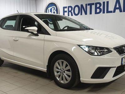 begagnad Seat Ibiza 1.0 MPI Euro 6 75hk