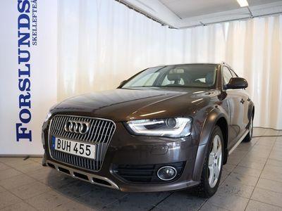 brugt Audi A4 Allroad 2,0 Tdi Quattro