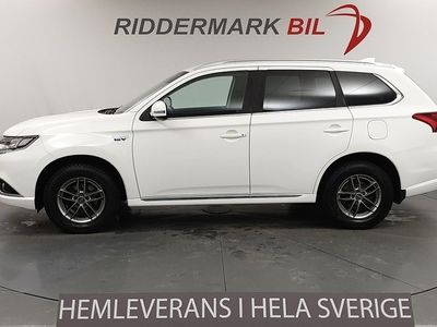 begagnad Mitsubishi Outlander P-HEV 2.0 Hybrid 4WD Eu6 Bkamera 2018, SUV Pris 259 700 kr