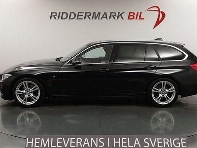 begagnad BMW 320 d xDrive Touring M Sport Drag HiFi EU6 190hk