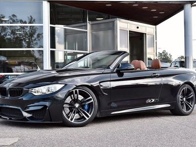 begagnad BMW M4 CAB DCT 431HK M-PERFORMANCE