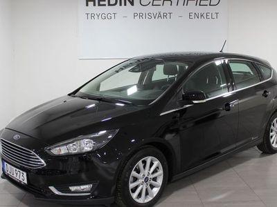 begagnad Ford Focus Titanium 1.0 125HK Navigation