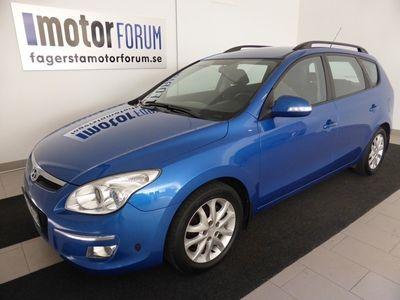 usata Hyundai i30 KOMBI Crdi 1,6 116hk S&V-hjul M&K-uttag