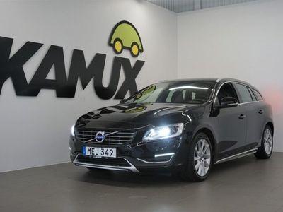 begagnad Volvo V60 D4 AWD | Summum | Skinn | S&V-Hjul | 190hk