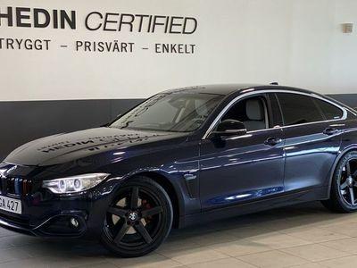 begagnad BMW 420 Gran Coupé d Sport Line (190hk)