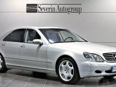 begagnad Mercedes S400 CDI 5G-Tronic Sv-Såld