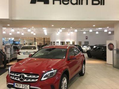 begagnad Mercedes GLA200 SUV Sport Utilit / Automat / Nav