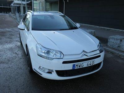 begagnad Citroën C5 2,0 HDi 163hk Tourer D-Värmare