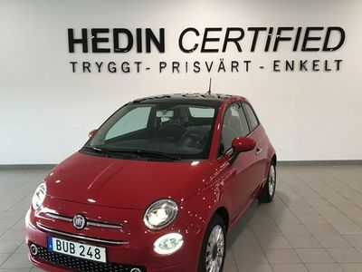 used Fiat 500 1.2 Manuell