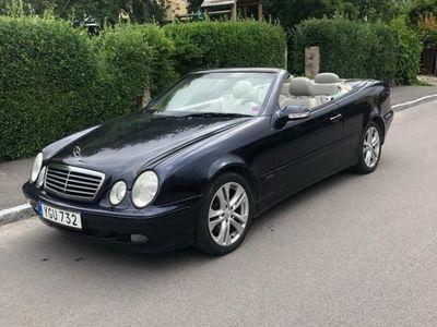 begagnad Mercedes CLK320 CAB Elegance