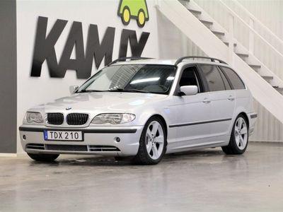 begagnad BMW 330 i 231hk | Touring | AUT