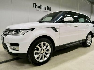 begagnad Land Rover Range Rover Sport 3,0 S/C HSE / 7-sits / 1 Ägare