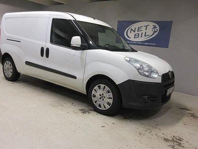 begagnad Fiat Doblò Cargo Maxi 1.3 Multijet DPF 2012, Transportbil 39 000 kr