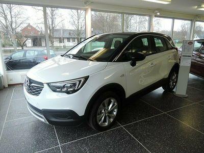 begagnad Opel Crossland X Dynamic 1,2T 110hk 5d