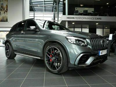 begagnad Mercedes GLC63 AMG s Nypris 1134000.- Leasebar
