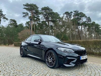 begagnad BMW M2 Competition DCT Competition Euro 6 410hk, Akrapovic