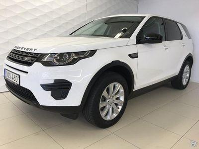 begagnad Land Rover Discovery Sport TD4 (180 hk) / Com -16