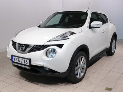 begagnad Nissan Juke 1.2 DIG-T Navi Bt