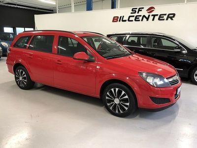 used Opel Astra 1.6 115hk Drag Ny kamrem