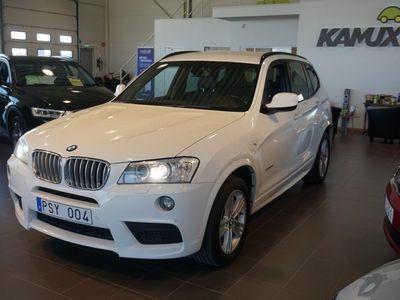 brugt BMW X3 xDrive20d M-PAKET / Drag (184hk)