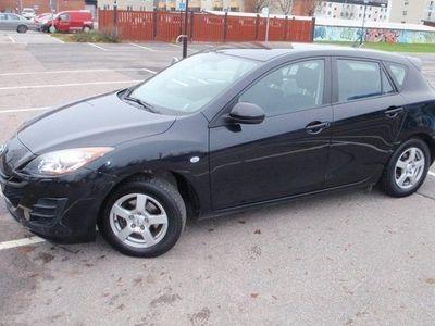 begagnad Mazda 3 3Sport 1.6 MZR En ägare 2011, Halvkombi 69 000 kr