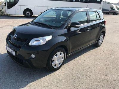 begagnad Toyota Urban Cruiser 1.33 Dual VVT-i 101hk Ny Besikad