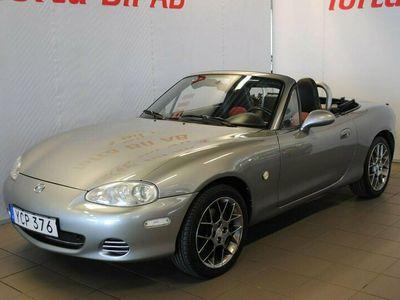 begagnad Mazda MX5 Miata 110 Hk 15500 Mil
