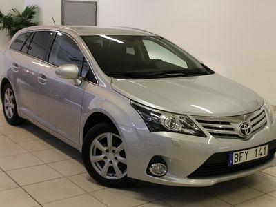 begagnad Toyota Avensis Kombi Business 2,0D - DRAGKROK