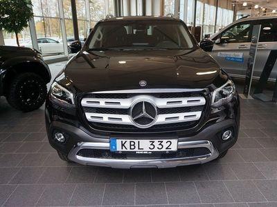 begagnad Mercedes E250 X Klass D 4X4 AUT PROGRESSIVE EDITION