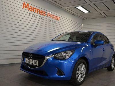 begagnad Mazda 2 5-dörrar Vision 1.5 SKYACTIV-G 90h Euro 6
