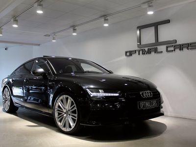 begagnad Audi A7 3.0TDi COMPETITION 326HK Lågmil
