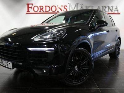 begagnad Porsche Cayenne D FACELIFT BLACK EDITION