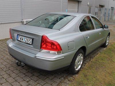 begagnad Volvo S60 2,4D 1 Ägare Classic Edition Drag Sedan