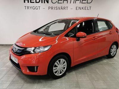begagnad Honda Jazz 1.3 i-VTEC // Dragkrok // Vinterhjul