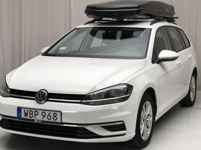 begagnad VW Golf VII 2.0 TDI Sportscombi 4MOTION