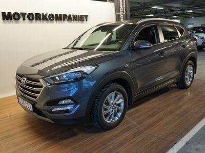 used Hyundai Tucson 1.7 CRDi 116hk M-värmare