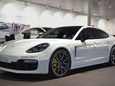 begagnad Porsche Panamera Turbo S E-Hybrid