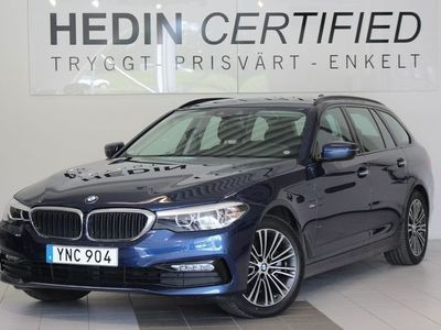 used BMW 520 D xDrive Touring Sport Line Drag