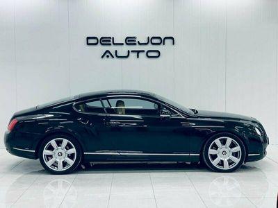 begagnad Bentley Continental GT 6.0 W12 560hk