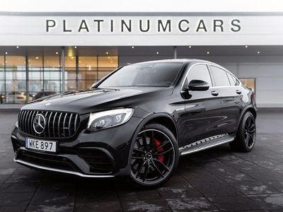 begagnad Mercedes S63 AMG GLC BenzAMG Coupé 4M LEASEBAR SV.SÅLD 2018, SUV 899 000 kr