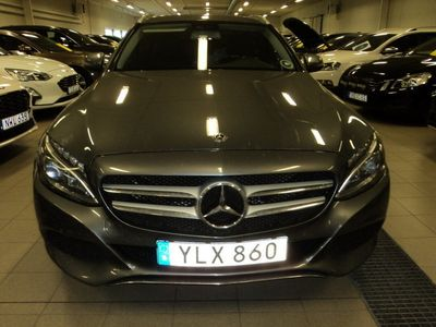 begagnad Mercedes C220 T d 4M 4MATIC Kombi 170hk