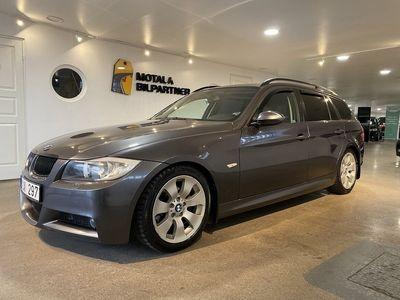 begagnad BMW 320 i Advantage Sportstol Drag Välservad 2006, Personbil 54 900 kr