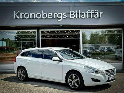 begagnad Volvo V60 Polestar Optimisation T6 AWD Geartronic Summum 329hk