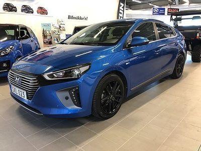 begagnad Hyundai Ioniq Hybrid 1.6 Premium DCT