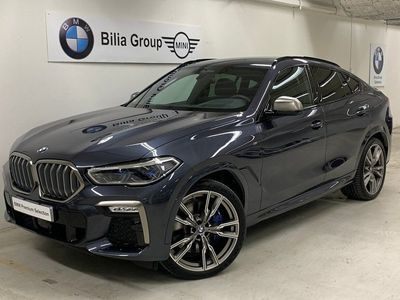 begagnad BMW X6 M50i Aut 530hk | Bowers & Wilkins | Drag | Panorama glas