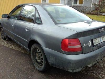 begagnad Audi A4