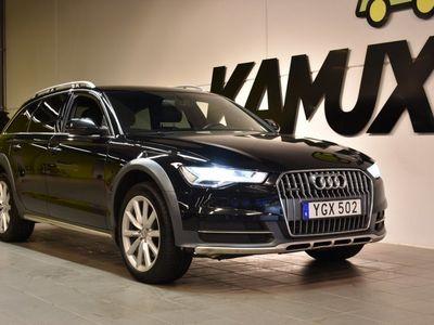 begagnad Audi A6 Allroad 3.0 TDI Q Aut 218hk Drag D-Värm LED