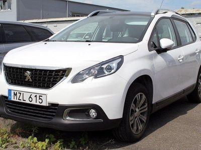 begagnad Peugeot 2008 1.2 VTi Euro 6 82hk - ACTIVE