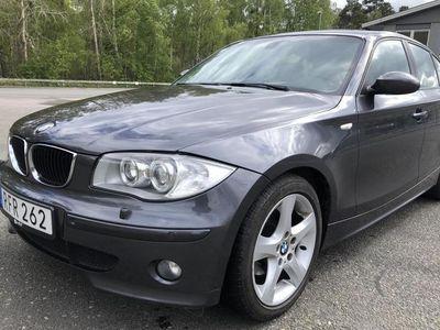 begagnad BMW 120 1-serien i 5dr, E87