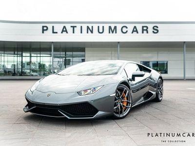 begagnad Lamborghini Huracán Huracán5.2 V10 DESIGNO 2-ton 610hk